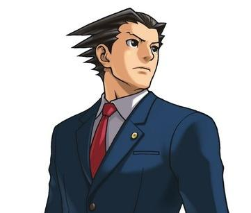 Hawk Jefferson: Ace Attorney Avatar